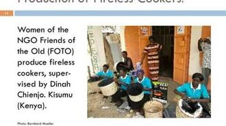 Fireless Cookers complement Solar Cookers-1