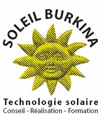 SoleilBurkinaLogo