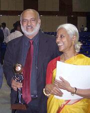 Deepak and Shirin Gadhia