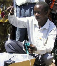 WAPI in use