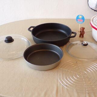 Éléments de pots