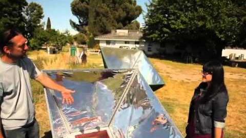 TasteFresno - Episode 012 - Solar Cooking