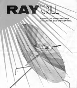 Ray Grill promo 1