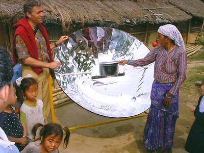 Vajra Foundation Nepal November 2006