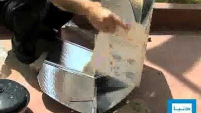 Dunya TV-Solar Cooker Karachi-0