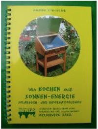 Solarkoch- und Informationsbuch