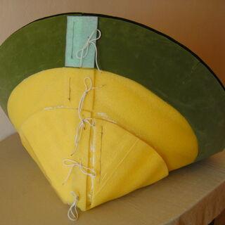 2) Montage à l'aide de ruban