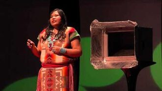 How Solar Oven Technology Is Changing Lives on the Navajo Reservation - Raquel Redshirt - TEDxABQ