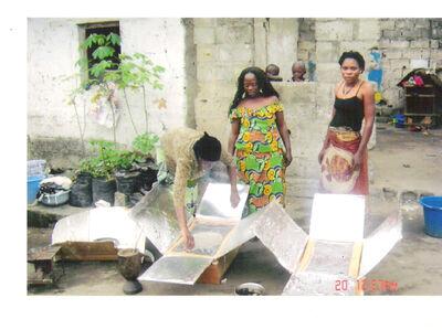 Photographe Sylvain - Kimour KALUBI Nkishi Bisatu (B) Kinshasa,C