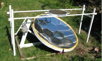 Gallagher Solar Injera Cooker