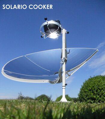 SOLARIO COOKER Four solaire