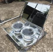 Datta Solar Panel Cooker, 6-27-18
