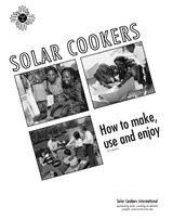 Solar Cookers-How to Make, Use, and Enjoy