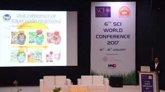Ghanshyam Lukhi - A Case Study of Successful Application of Solar Cooking in Tapi Food Products