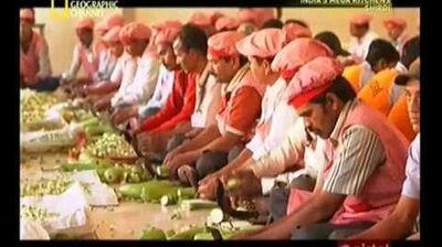 India's Mega Kitchens - SHIRDI (ENGLISH)