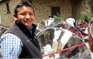 Bernardo López Sosa, Mexican solar coooking advocate, 4-30-18
