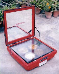 India august 2008 box cooker