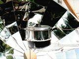 Cuisinière multifonctions: Cuisson solaire à vapeur