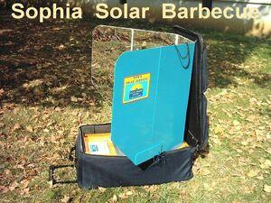 Sophia Solar Barbecue-11a