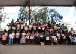 CEDESOL 2009 participants