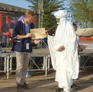 Sahara Sahel Food prize, 5-3-18