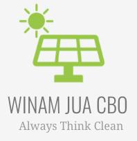 Winam Jua CBO logo, 6-19-20