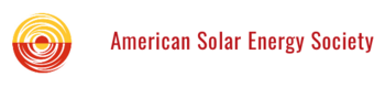 American Solar Energy Society logo, 3-22-17