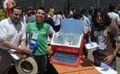 Carlos patricio Eyquem solar oven Chile, 3-19-13.jpg