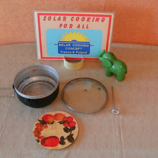 5) Eléments du pot