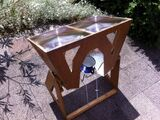 Twin Fresnel Cooker