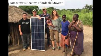 Insulated Solar-Electric Cooking Technology and Uganda, Pete Schwartz, Cal Poly Physics