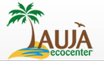 Auja Eco Center logo, 11-30-14