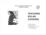 Trainers Manual-Teaching Solar Cooking