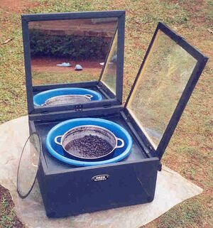 ORES Free Energy Cooker