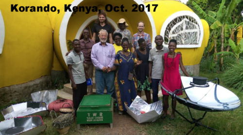AfriShiners Korando Kenya, 10-17