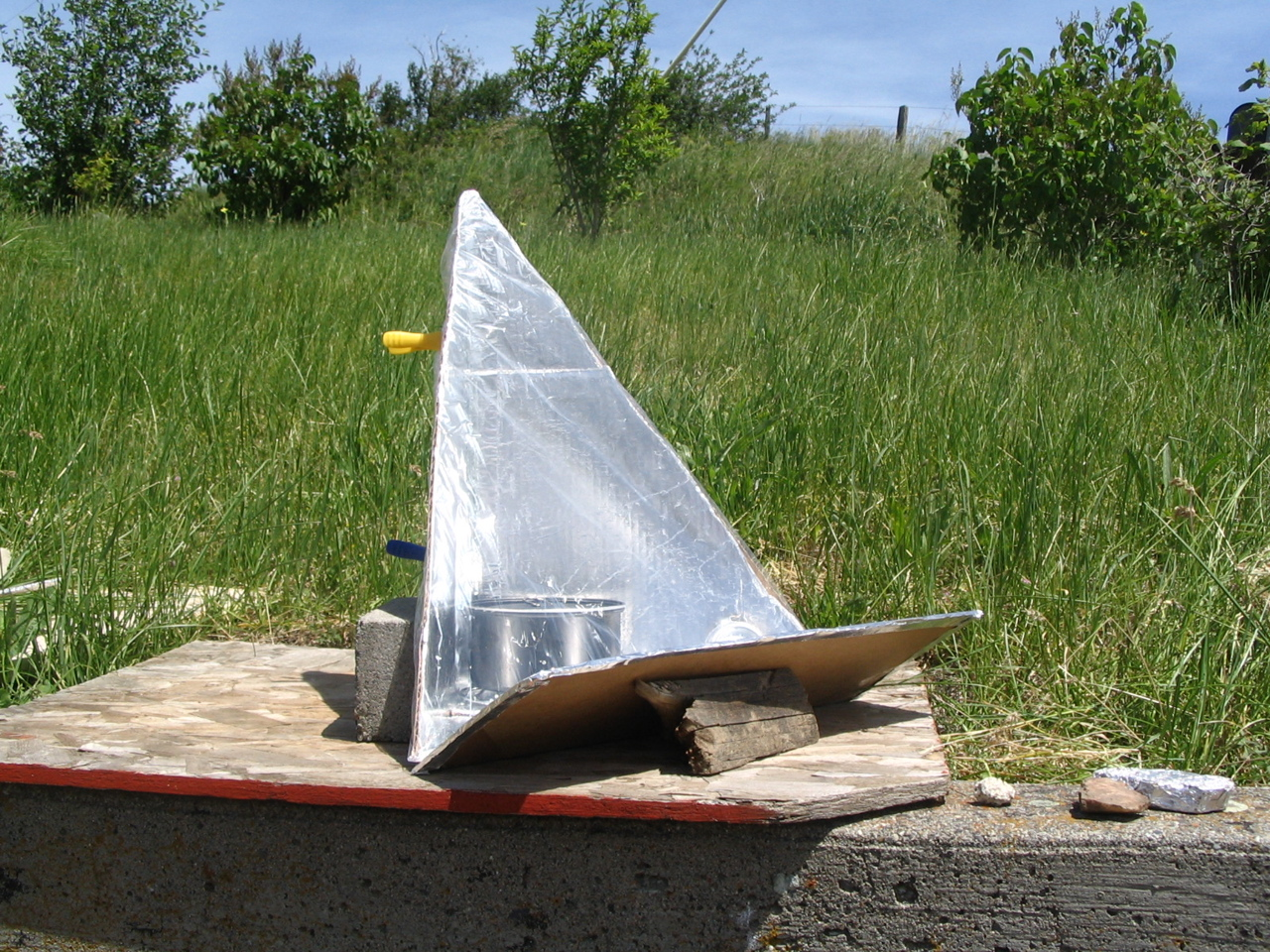 EZ-3 Solar Cooker | Solar Cooking | FANDOM powered by Wikia