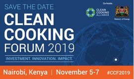Clean Cooking Forum - Nairobi 2019