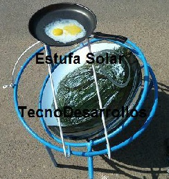 TecnoDesarrollos Solar Stove photo 1, 7-11