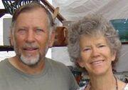 Sam Brown and Tara Miller 2010