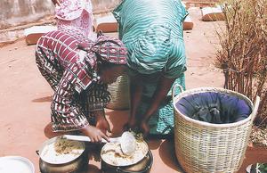 KoZon Mali workshop in August 2016