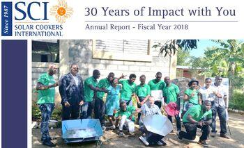 SCI Annual Report 2018 masthead