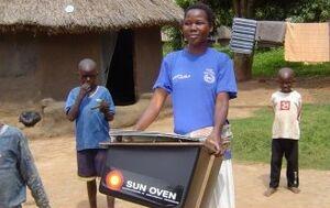 UAGI Sun Oven photo