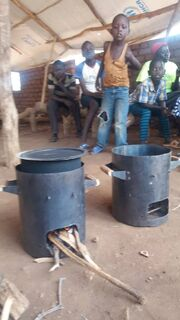 AfroBasic cookstove 2019