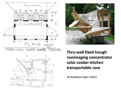 Nonimaging moblie concentrator, Goodman, 9-9-13