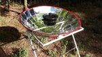 Four solaire KotoSun (autoconstruction)