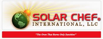 Solar Chef International logo, 5-11-15
