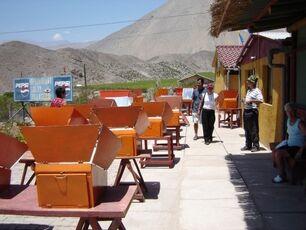 Villaseca solar restaurant
