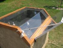 La Cocina Solar Cob