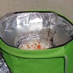 Riz cuit avec des légumes