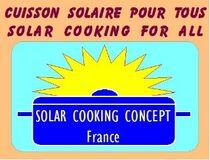 Logo SolarCookingConcept-France